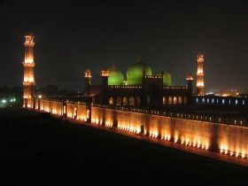 Lahore Badshahi Royal Mosque