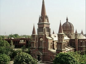 Lahore Church