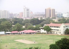 Karachi Cricket Pitch