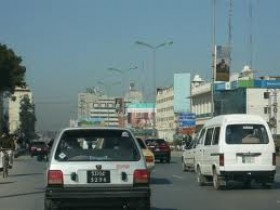 Rawalpindi Muree Road